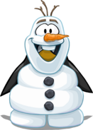 Olaf's Costume PC