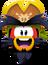 Emoji Excitied Rockhopper