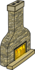 Cozy Fireplace sprite 004