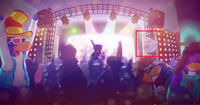 File:Olaf The Puffle spotted in the Best Day Ever music video.png