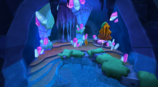 The Sea Caves Throne Room
