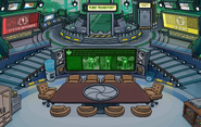 EPF Command Room secret briefing