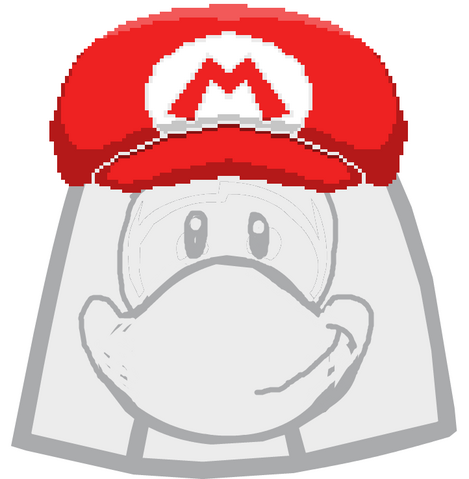 File:Mario's cap.png
