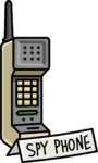 Old Spy Phone