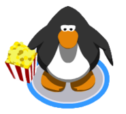 Popcorn (item) ingame