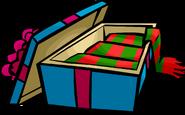 Christmas Party 2007 Christmas Scarf box