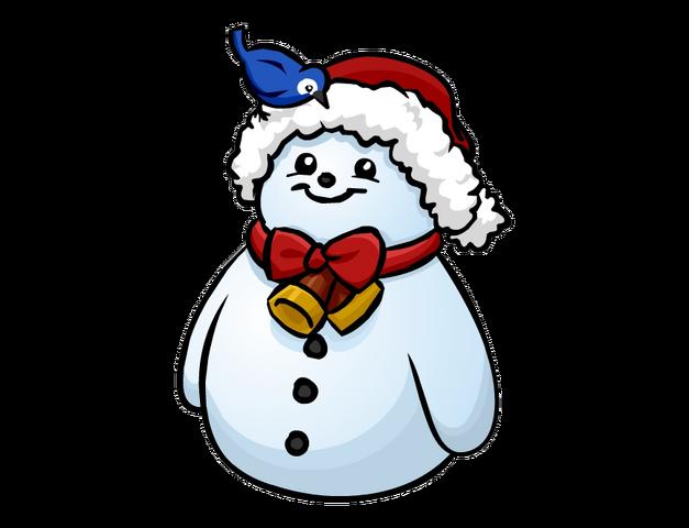 File:Snowman Pin.png