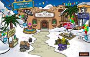 10th Anniversary Party Ski Village