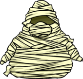 Mummy Costume clothing icon ID 789