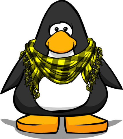 File:Bumblebee Scarf on a Player Card.png