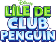 Club Penguin Island Logo FR
