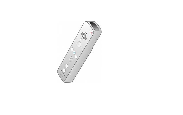 File:Wii Game Console.png