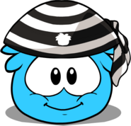 First Mate Bandana in Puffle Interface