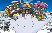 Adventure Party construction Town