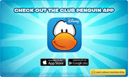 Club Penguin Logoff Screen