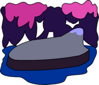 Mermaid Cove igloo icon ID 40