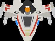 X-wing Costume IG