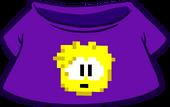 Yellow Pixel Puffle Tee icon