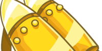 Gold Jet Pack