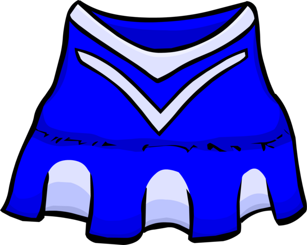 File:Blue Cheerleader clothing icon ID 255.png