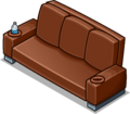 Brown Designer Couch sprite 006