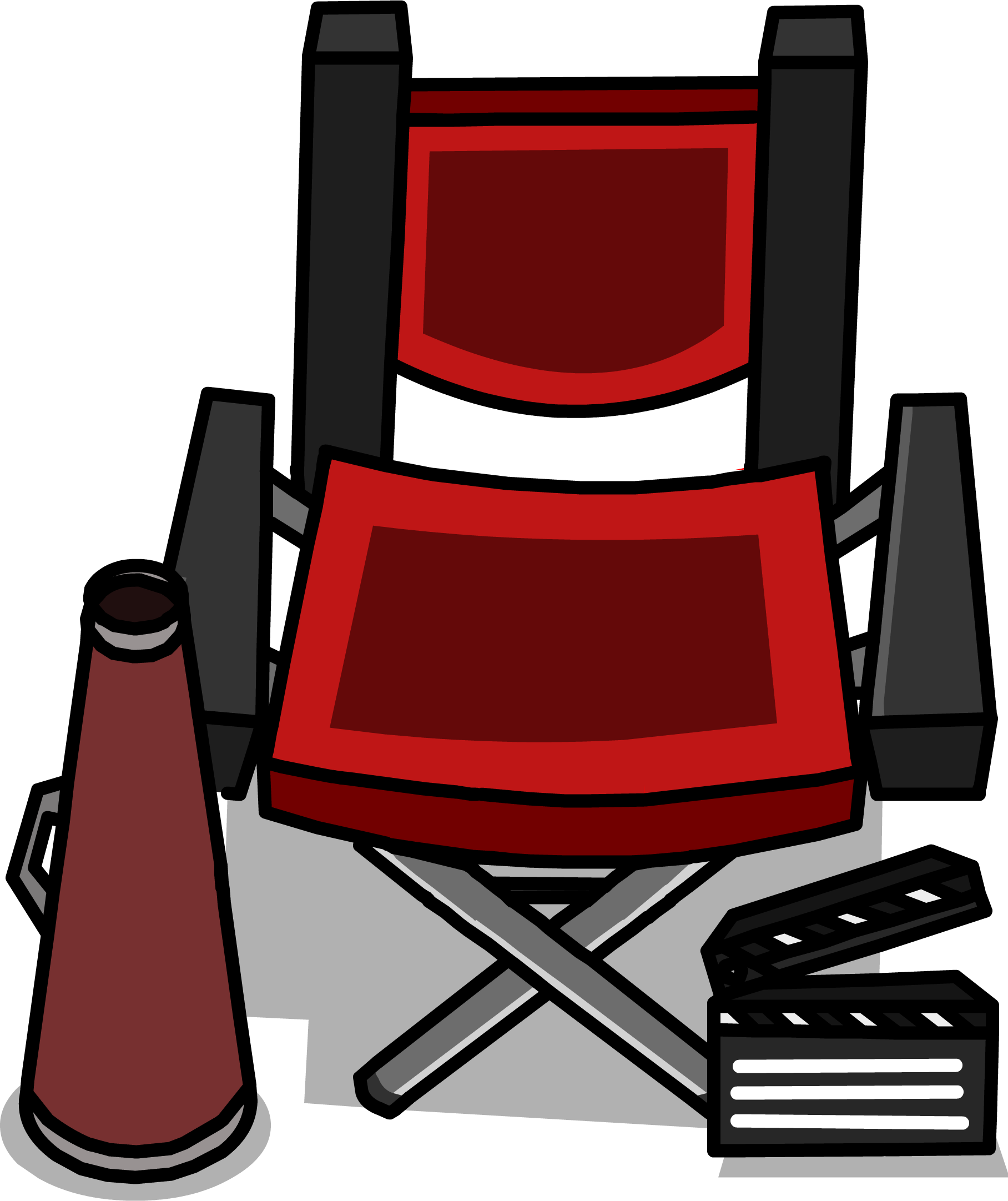 Directors chair png - Directors Chair Png 49