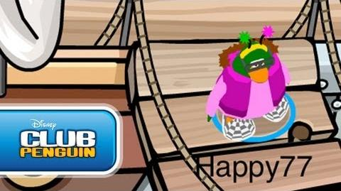 Club Penguin Rockhopper's Quest Sneak Peek!