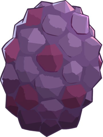 File:Prehistoric 2014 Eggs Triceratops Dark Purple.png