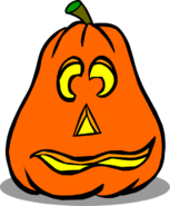 Silly Jack-O-Lantern In-Game