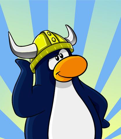 File:Gold Viking Helmet card image.png