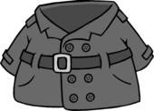 Noir Detective Coat icon