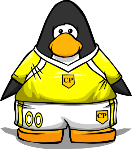 File:Yellow Soccer Jersey PC.png