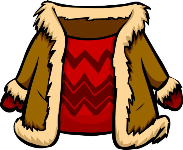 File:Red Suede Jacket icon.png