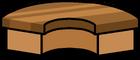 Curved Desk sprite 005