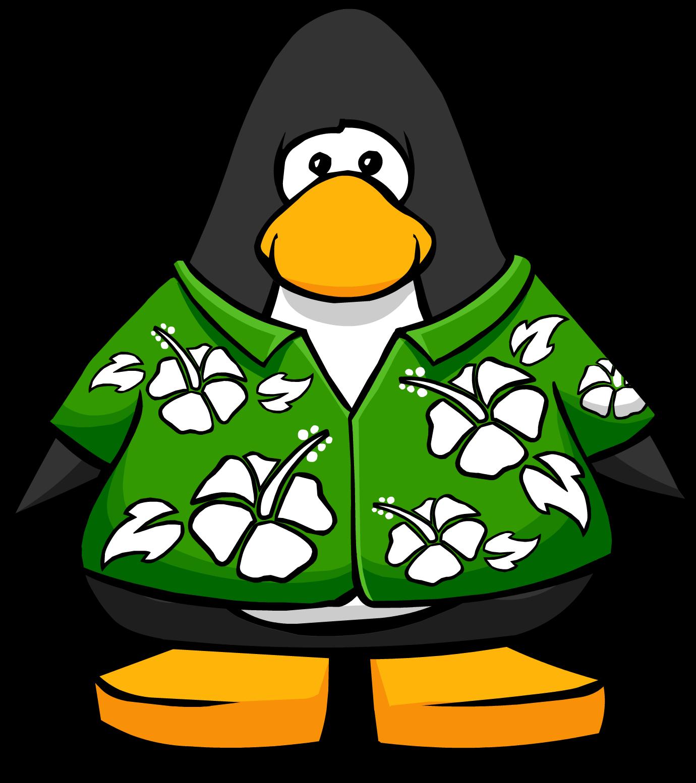 Red Hawaiian Penguin : Penguin by JGoode