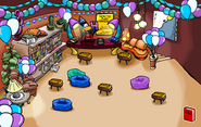 4th Anniversary Party Book Room