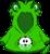 Green Raccoon Hoodie icon