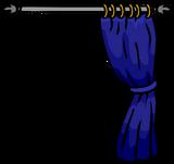 Blue Curtain sprite 006