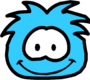 Blue Puffle Emoticon