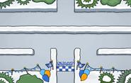 Great Snow Maze start