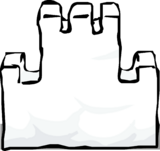 Snow Fortress Wall sprite 001