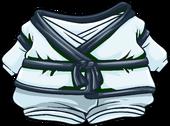Whiteout Gi clothing icon ID 4845