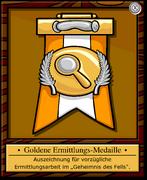 Mission 5 Medal full award de