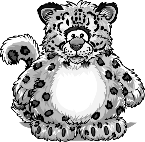 File:Snow Leopard Costume from a Player Card.PNG