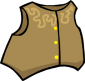 Cowboy Vest clothing icon ID 217
