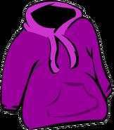 Old Purple Hoodie