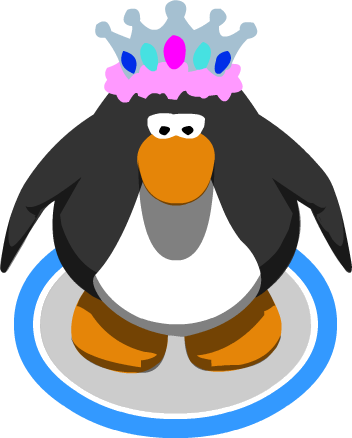 File:Feathered Tiara in-game.png