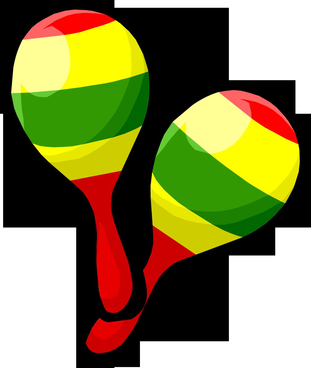 Festive Maracas | Club Penguin Wiki | FANDOM powered by Wikia