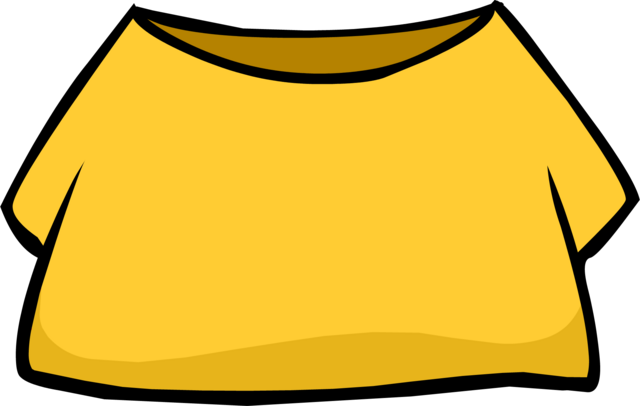 File:Yellow Shirt.PNG
