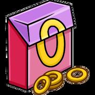 Box of Puffle O's
